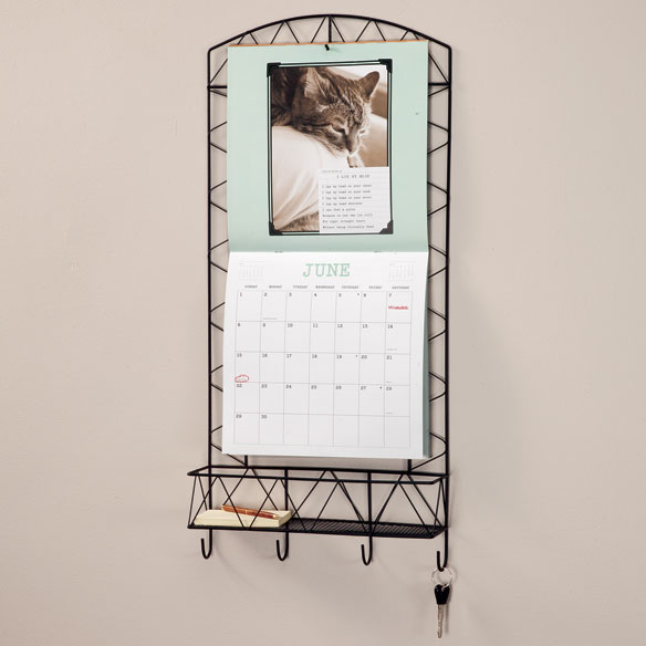 Diy Calendar Holder : Over the door calendar holder walter drake