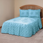 Bedroom Basics - The Emily Chenille Bedspread by East Wing Comforts™