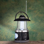 Decorative - LED Lantern and Radio Combo