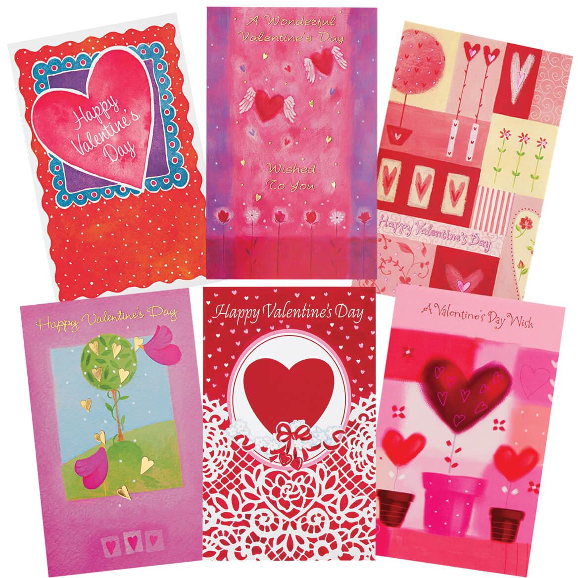 Valentine's Day Card Assortment Set of 20-350352