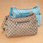 Handbags & Wallets - Signature Hobo Handbag