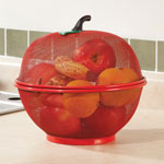 Food Storage - Apple Shape Mesh Basket