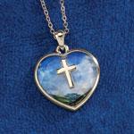 Jewelry & Accessories - Serenity Prayer Pendant