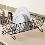 Cleaning & Repair - Scroll Dish Rack