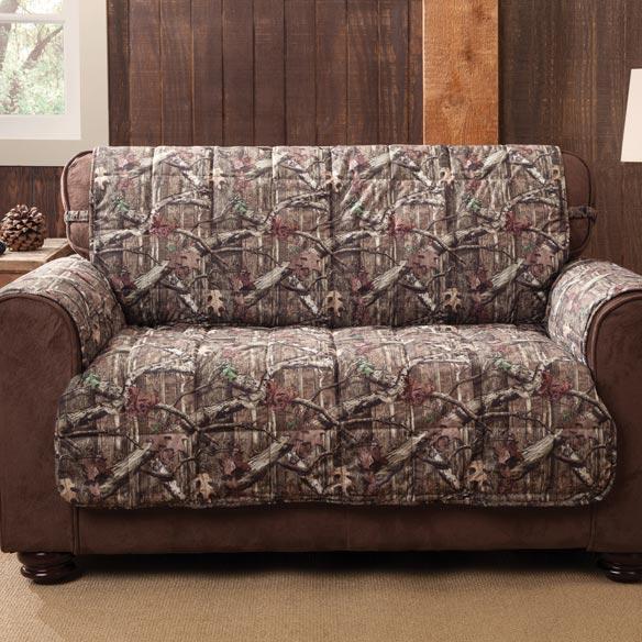 Mossy Oak Furniture ~ Mossy oak sofa protector walter drake