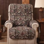 Decorations & Accents - Mossy Oak® Recliner Protector