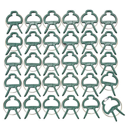 Plant Clips   Set Of 15 350774 ...