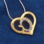 Jewelry & Accessories - God's Heart Necklace