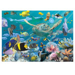 New - Shark Reef Puzzle, 750 Pieces