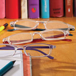 Eye, Ear & Throat - Fashion Readers Value Pack, 3 Pairs