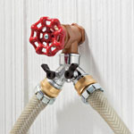 Maintenance & Repair - Double Hose Valve
