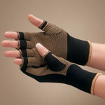 New - Copper Compression Gloves