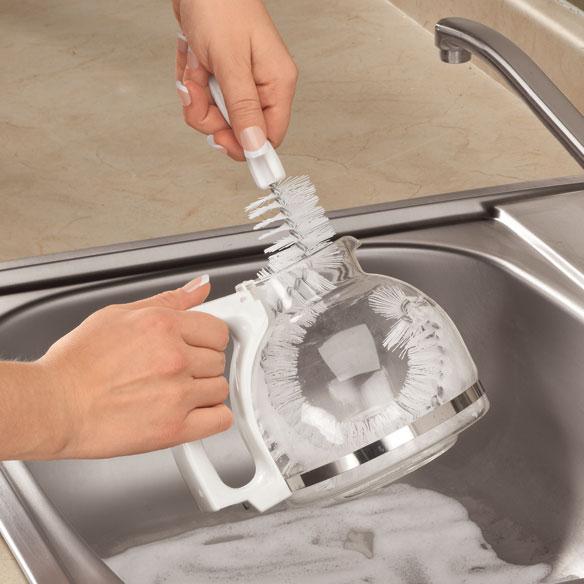 Coffee Pot Cleaning Brush - Coffee Pot Brush - Walter Drake