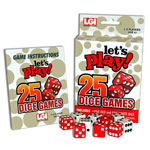 Hobbies - Let's Play™ 25 Dice Games