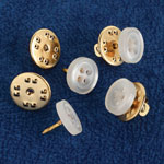 Clothes Care - No Sew Buttons, Set of 8