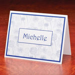 Memos, Notepads & Cards - Personalized Fireworks Note cards Set of 25