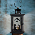 Outdoor Décor - Nativity Lantern