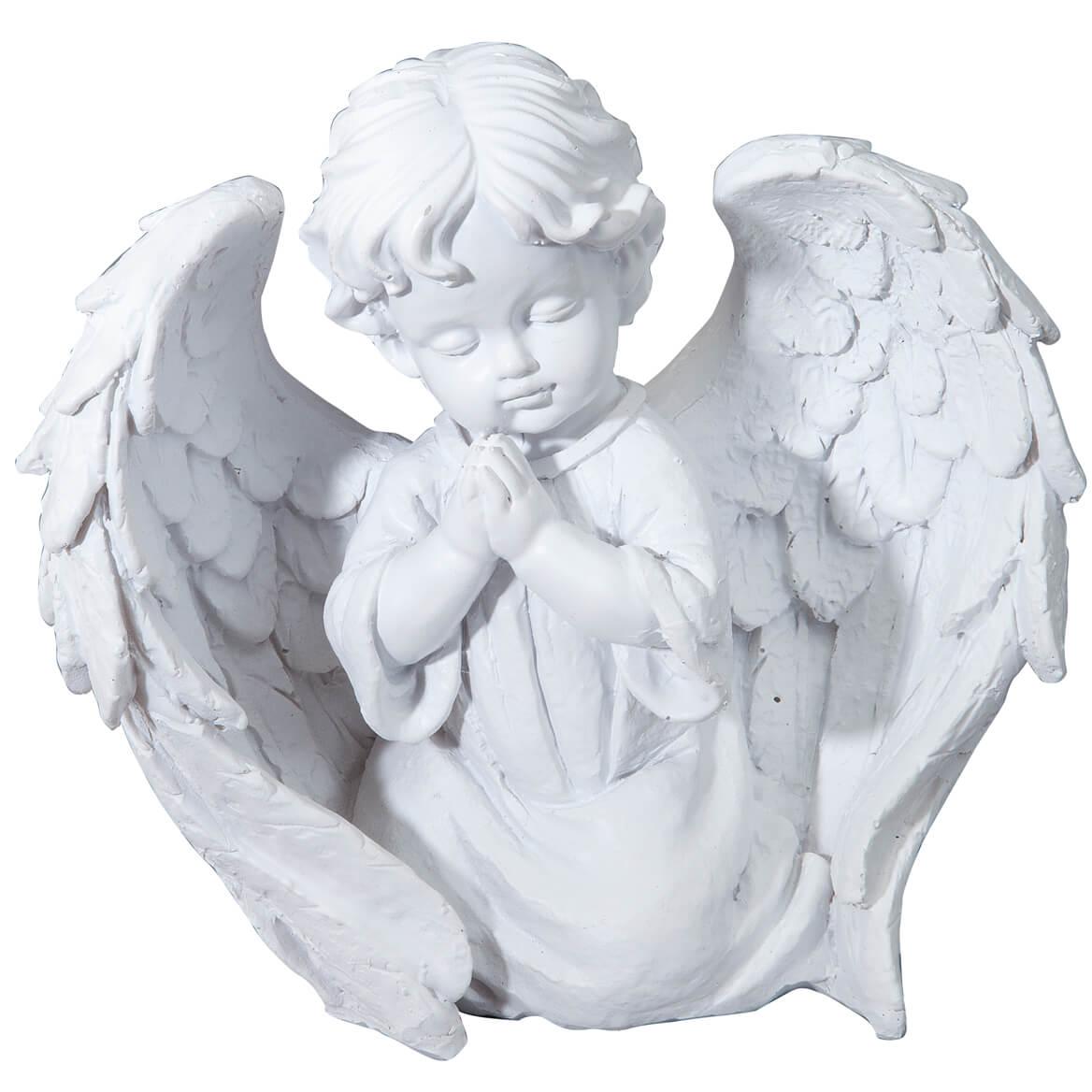 Cherub Garden Statue-351296
