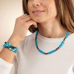 Jewelry & Accessories - Hematite Necklace, Set of 2