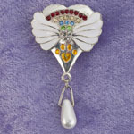Jewelry & Accessories - Rainbow Bridge Pet Remembrance Pin