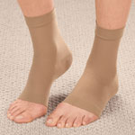 Mobility, Braces & Footcare - Ankle Compression Sleeves, 1 Pair