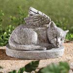 Pets - Resin Cat Memorial