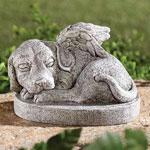 Pets - Resin Dog Memorial