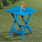 New - Quik Fold Table Brights
