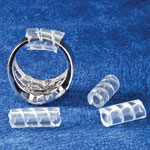 New - Spiral Ring Sizers Set of 4