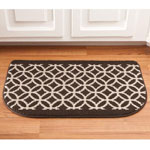 Decorations & Accents - Memory Foam Wedding Ring Rug Slice 18x30
