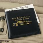 Auto & Travel - Auto Registration & Insurance Holder
