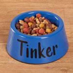 Pets - Personalized Dog Dish - 10 oz.