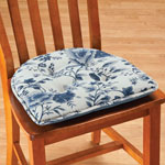 Organization & Decor - Floral Vine Chair Pad