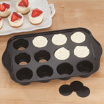 New - Mini Cheesecake Pan