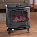 Accent Furniture - Fireplace Heater with Remote