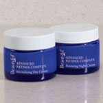 New - Beautyful™ Advanced Retinol Day and Night Cream Set