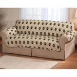Accent Furniture - Paw Print Sofa Protector