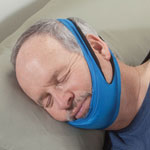 Eye, Ear & Throat - Snoring Chin Strap