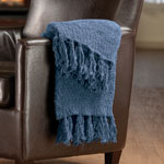 Bedroom Basics - The Cozy Chenille Throw by OakRidge Comforts™
