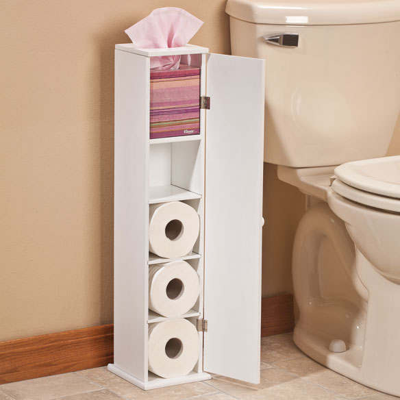 toilet tissue tower by oakridge accents
