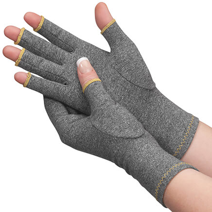 Купить со скидкой Colored Compression Gloves For Arthritis, 1 Pair