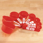 New - 9-Pc. Measuring Cup Set by Home-Style™ Kitchen