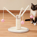 Pets - Deluxe Cat Scratching Post