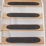 Decorations & Accents - Braided Non Slip Stair Treads
