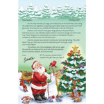 Gifts for All - Personalized Christmas Letter from Santa 2015