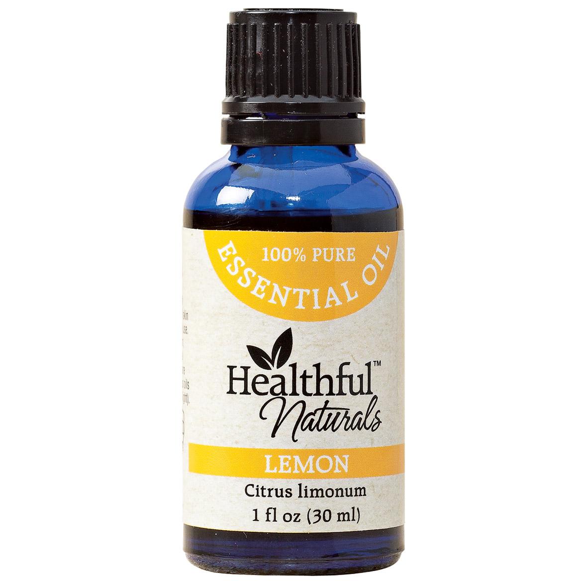 Healthful™ Naturals Lemon Essential Oil - 30 ml-353461