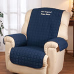 New - Personalized Warm Color Recliner Cover by OakRidge Comforts™