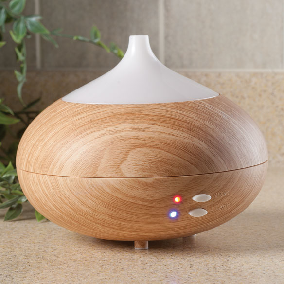 Essential Oil Diffuser & Humidifier