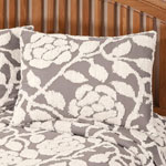 Grace Chenille Sham by East Wing Comforts, Purple