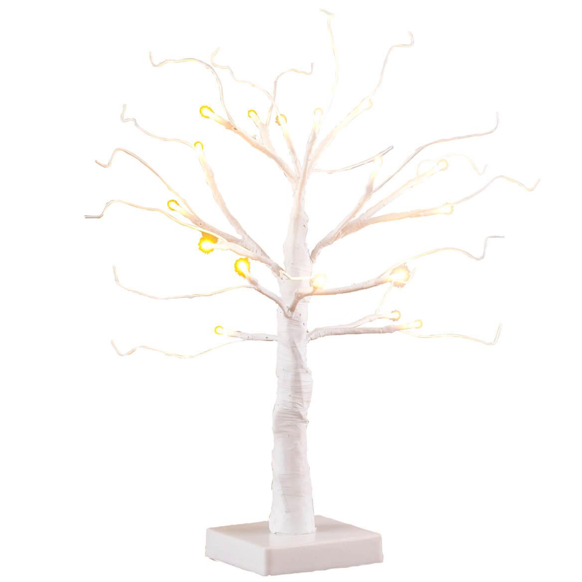 "White Wire 18"" All Seasons Tree-354104"